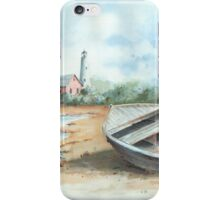 Tawas Point Light House iPhone Case/Skin