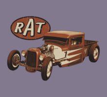 RAT - Racer Kids Tee