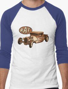 RAT - Racer Men's Baseball ¾ T-Shirt