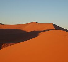 sunrise on the dunes by mj007