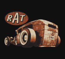 RAT - Rearview One Piece - Short Sleeve