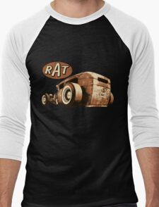 RAT - Rearview Men's Baseball ¾ T-Shirt