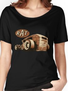 RAT - Rearview Women's Relaxed Fit T-Shirt