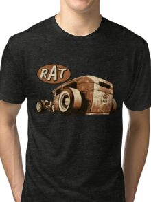 RAT - Rearview Tri-blend T-Shirt