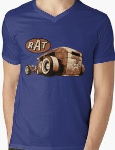 RAT - Rearview Mens V-Neck T-Shirt