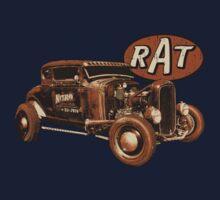 RAT - Nitro Kids Tee