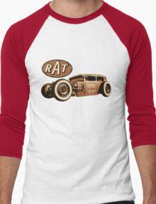 RAT - Route 66 Men's Baseball ¾ T-Shirt