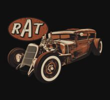 RAT - Low & Slow T-Shirt