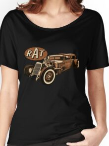 RAT - Low & Slow Women's Relaxed Fit T-Shirt