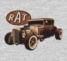 RAT - Black Rat Kids Clothes