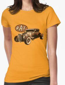 RAT - Black Rat Womens T-Shirt
