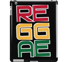 REGGAE iPad Case/Skin