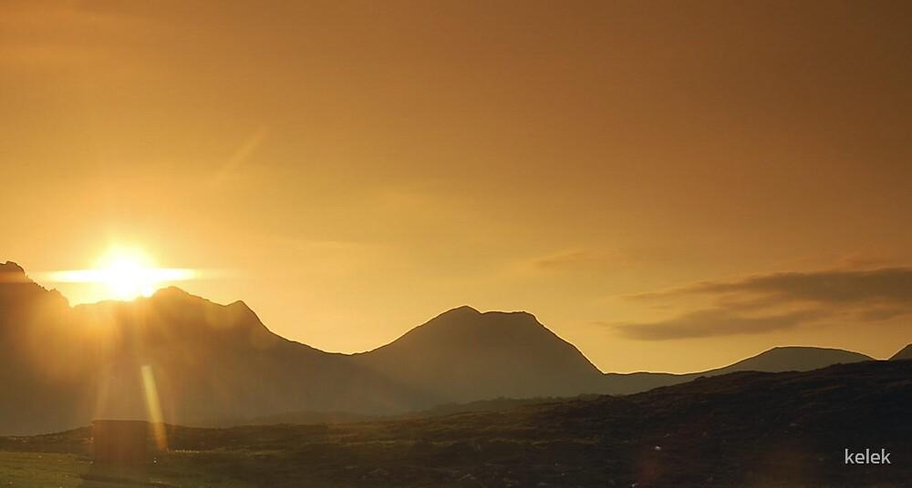 Sunset 3 by kelek