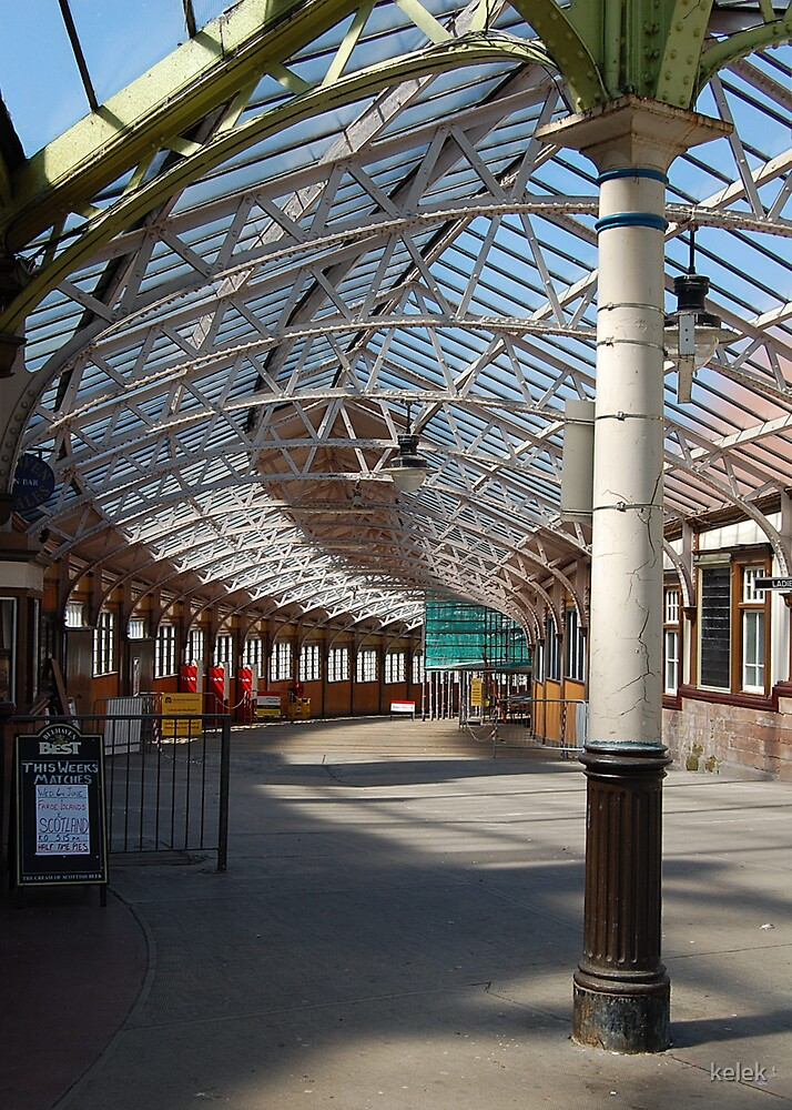 Railway station 2 by kelek