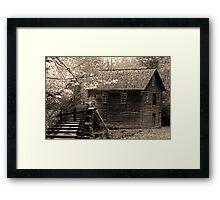 Mingus Mill VIII Framed Print