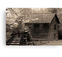 Mingus Mill VIII Canvas Print