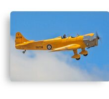 Miles M.14A Magister I T9738 G-AKAT Canvas Print