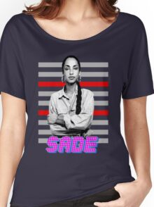 LOVE - SADE Women's Relaxed Fit T-Shirt