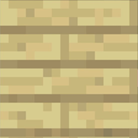 Quot Minecraft Wooden Plank Quot Photographic Prints By