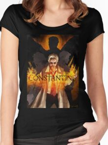 CONSTANTINE - Main Suspects Women's Fitted Scoop T-Shirt