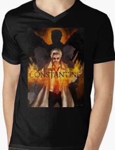 CONSTANTINE - Main Suspects Mens V-Neck T-Shirt