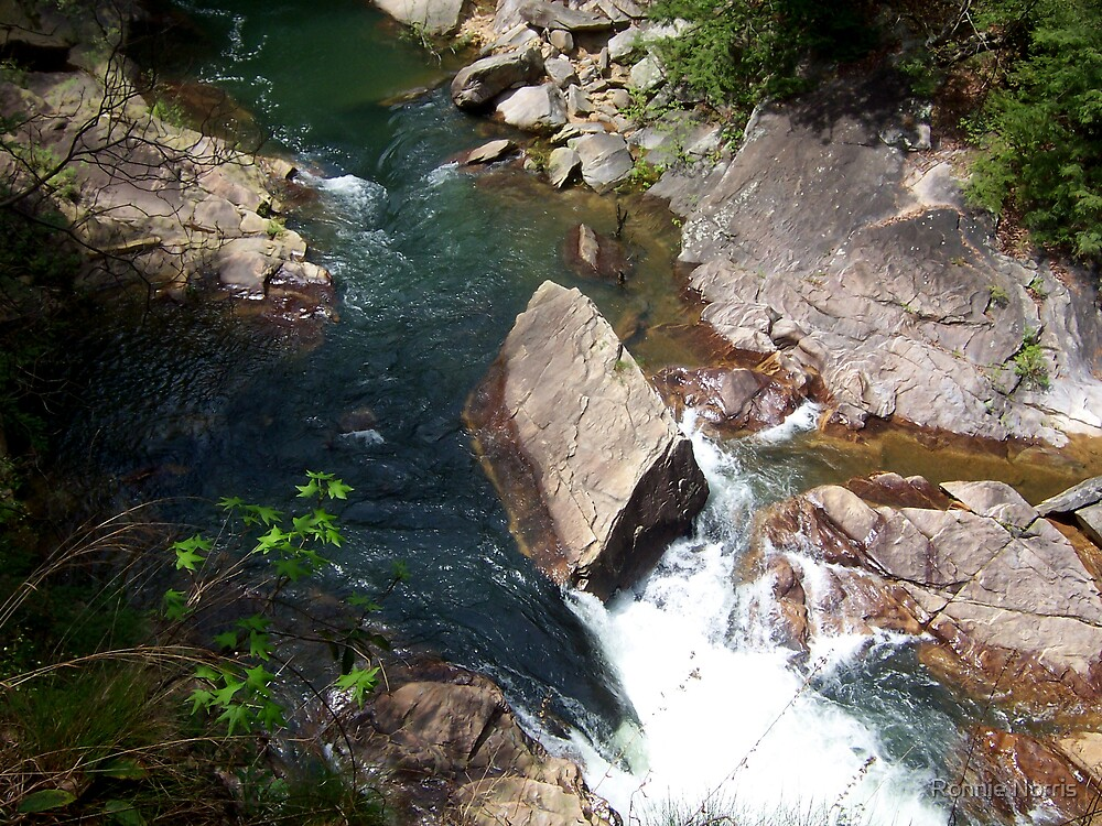 Mountain Waters. by Ronnie Norris