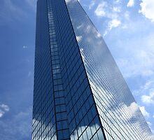Hancock Tower - Boston by Luke Price