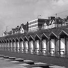 Beach huts bridlington by spemj
