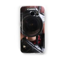 Reverse Photography Samsung Galaxy Case/Skin