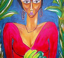 THE FRUIT LADY 1000.00DOLLARS by peterk1641