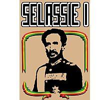 Selassie I Photographic Print