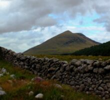 Mourne Country View Sticker