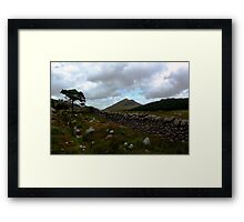 Mourne Country View Framed Print