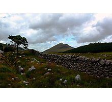 Mourne Country View Photographic Print