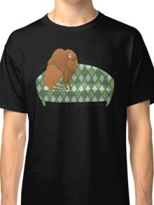 Buffalo on Couch nap time Classic T-Shirt