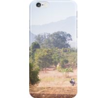 Namwera mountains iPhone Case/Skin