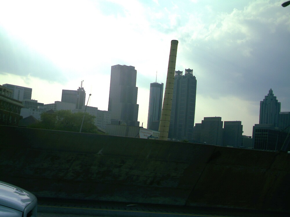 Atlanta Georgia by volcomgrl17