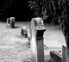 Dead men standing by emjace