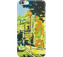 Washington Avenue - Cedarburg WI - Ci20C (bold) iPhone Case/Skin