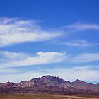 Desert Mountains by farrahbear
