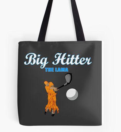 big hitter Llama - caddyshack Tote Bag