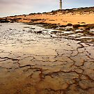Cape Trafalgar Lighthouse by Ozerk Kalender