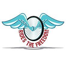 Rides to Freedoom Photographic Print
