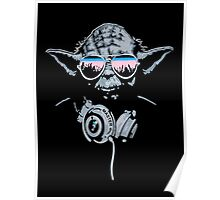 DJ Yoda Poster