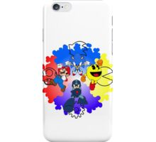 THE HEROES OF GAMING iPhone Case/Skin