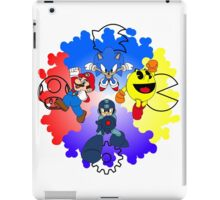THE HEROES OF GAMING iPad Case/Skin