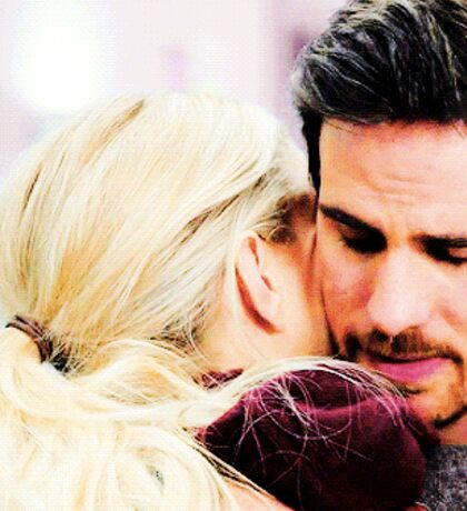 TV Show: Once Upon A Time (Captain Swan) Sticker