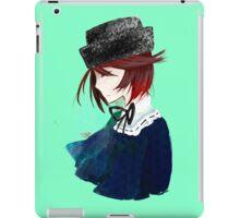 Souseiseki iPad Case/Skin
