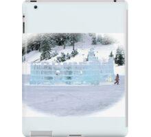 Lake Louise, Alberta, Canada iPad Case/Skin