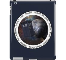 Doctor Who: The Doctors iPad Case/Skin